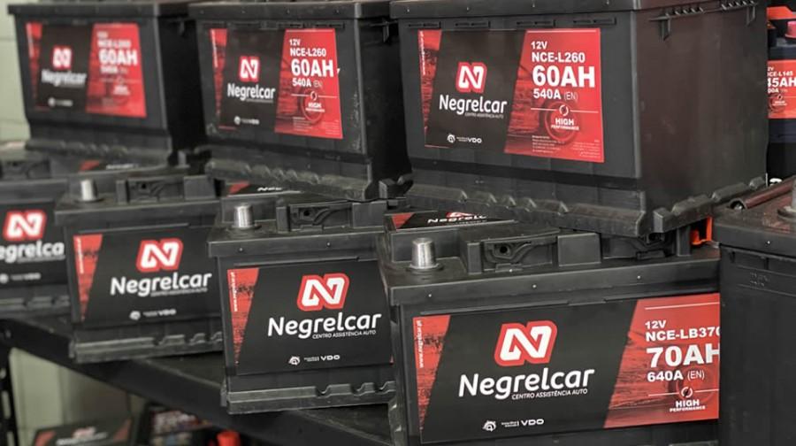 Baterias Negrelcar e Varta com Desconto de 40%