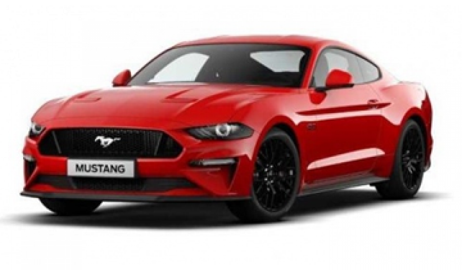 FORD MUSTANG 2.3 ECOBOST